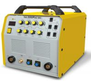 Best Professional Pulse AC DC Inverter TIG Welder Full Digitalized Control 498*328*302 wholesale