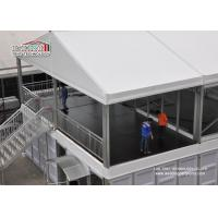 Details of movable a shape tent hard walls large outdoor for Movable exterior walls
