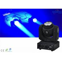 Best Double Heads 10W LED Spot  /4*10w Led RGBW Wash Beam Moving Head Light wholesale