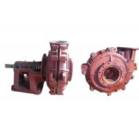Best WL Light Duty Small Sand Pump Sand Dredge Pump With Solid Particles 25-13860m3/H wholesale