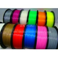 Cheap Red / Pink 3D Pen Filament 100% Virgin 3D Printer Filament Materials for sale