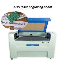 """Best ABS Laser Engravable Plastic 24""""X 48"""" Brushed / Gloss Metal Finishing wholesale"""