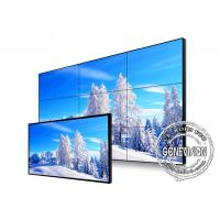 Buy cheap Narrow Bezel Flexible Digital Signage Video Wall 65 Inch Samsung With Front from wholesalers