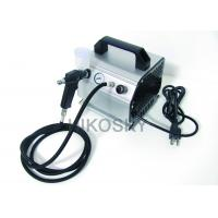 Best Silent 2.1Bar Auto Start Gravity Feed Airbrush Tanning Kit with Oil-less Piston Compressor wholesale