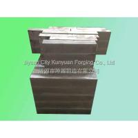 Quality Heavy Steel Forgings Rough Mached Bright Block Module 5CrNiMo 465x209x150mm 100% Ultrasonic Test wholesale