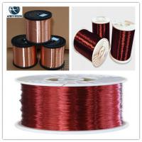 Cheap Class 130 155 180 200 220 Enamel Coated Wire Enamelled Winding Wire UL Approved for sale