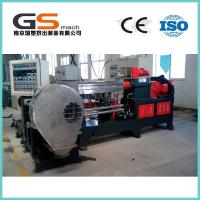 Best Plastic Film Extruder Machine For PE Cross Linking Cable Material , PVC Extruder Machine  wholesale