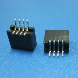 Cheap fpc connectors 1.25mm pitch 4pin NO-ZIF smt for sale