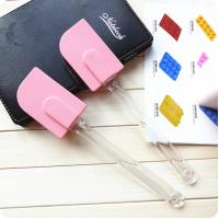 Best Wholesale silicone spatula with plastic handle ,bbq spatula wholesale