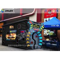 Best Cabin House 5D Movie Theater System Special Effect Motion Rides 5d Home Theater wholesale