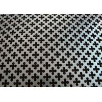 Best 4mm Thickness Perforated Metal Mesh 40% Filter Rating Acid - Resisting wholesale