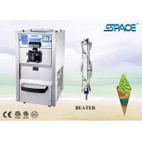Best Table Top Soft Serve Freezer Commercial Ice Cream Making Machine 38Liter/Hour wholesale