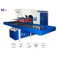 China 2 Slide Tables HF PVC Welding Machine , 0.6Mpa Air Pressure PVC Welding Equipment on sale