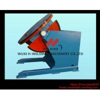 Best Automatic Pipe Welding Turning Table With T-Slots for Clamping Work-Piece 300KG wholesale