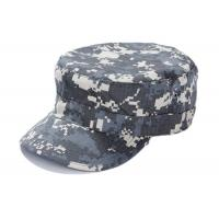 China Unisex Airsoft Flecktarn Military Camo Hats For Combat Customized Design on sale