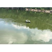Buy cheap Sonar fish finder  DEVC-308 camouflage DEVICT fishing robot battery rc fishing bait boat from wholesalers