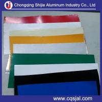 Best sell color coated prepainted aluminum foil roll wholesale