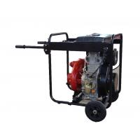 Best Cast Iron High Pressure Water Pump Big Fuel Tank KDP30H With Handles And Wheels wholesale