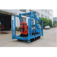 Best Large Power Spindle Speed Diamond Drill Rig 22kw 1470rmp Drilling Depth Up To 600 Meters wholesale