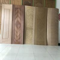 Best MDF HDF Wood grain Door skin with different designs from China manufacturer wholesale