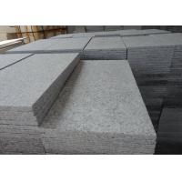 Best Flamed surface China Bianco Grey G602 Granite Tiles for outdoor paving wholesale