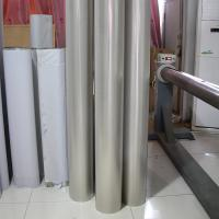 Best 195 Mesh Durability Rotary Nickel Screen Precision Output Pigment Printing For Textile wholesale