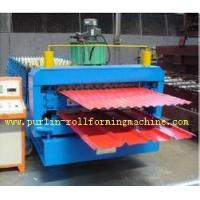 Best Automatic Color Steel Cold Roll Forming Machine Sheet Metal Rolling Former for South Africa Customer wholesale