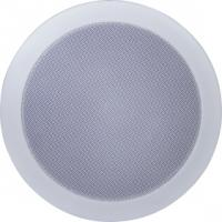 China PA ceiling speaker public address audio Impedant ceiling speaker with crossover(Y-18) on sale