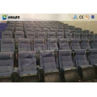 Cheap SV Movie Theater Seats Sound Vibration / Special Effect For Theater Equipment for sale