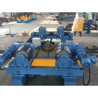 Quality 40 Ton Motorized Movable Tank Turning Rolls Rotate Pipe Tank Vessel Boiler wholesale