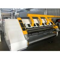 Best 3 PLY Corrugated Cardboard Making Machine Width 1600mm 120m/Min For Paper Box Making wholesale