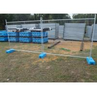 Best Australia Temporary Fence Panels Construction Site Safety Fence 3.0mm-5.0mm Wire Diaa wholesale