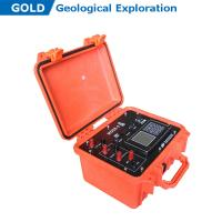 Best Transmitting And Receiving Function Integrated DC Resistivity Meter wholesale