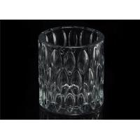 Best Home decoration Wedding Decorative Glass Candle Jars Glass Candle Containers wholesale