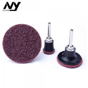 Best TS Abrasive Sanding Discs , Flax Nylon Red  3m 2 Sanding Discs Automobile Polishing wholesale