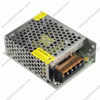 Best Ac To Dc Rgb 5 Amp 12v Switching Power Supply For Led Lights , CE Approval wholesale