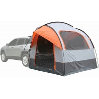 Best 26X10X10 Inches PU2000mm SUV Camping Tent For 6 People wholesale