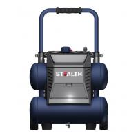 China 3321751 Silent Oilless Air Compressor 4.5 Gallon 17 Liters  Metal Material on sale