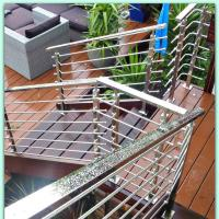 Best High Quality Modern Design Anti-rust Safty Rod Railing With Handrail wholesale