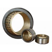 China High Strength Radial Spherical Plain Bearings / Spherical Thrust Bearing Radial , Angular Contact on sale