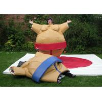 Best Outdoor Fighting Play Sumo Wrestling Suits Easily Dressed For Ages 5 Years To Adults wholesale