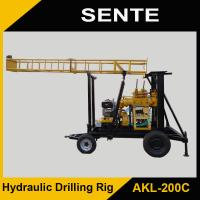 Best New type AKL-200C rotary drilling rig wholesale