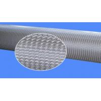 Best Polishing Knurled Rollers For Automotive Decoration Material , Leather Embossing Roll wholesale