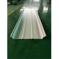 Best 0.6 - 0.8mm Standing Seam Roof Panel Roll Forming Machine fix in 40GP Container wholesale