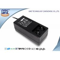 Best Black Antijamming 36W Switching Power Adapter With Coil , 87.4% Efficiency wholesale
