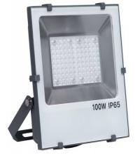 Best 100w High Power Led Flood Light 10000Lm HPS Equivalent Daylight White wholesale