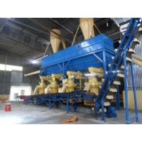 Details of biomass pellet production line ce