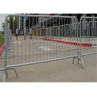 Best Temporary pesdetrain metal crowd control barrier fence safety for outdoor wholesale