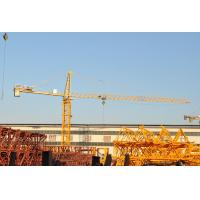 Tower Crane Manufacturer : Details of tower crane manufacturers t hydraulic self