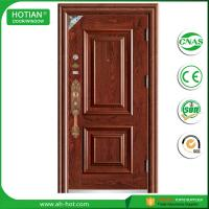 Best hot sale latest design steel exterior main door/gate for house main entrance wholesale